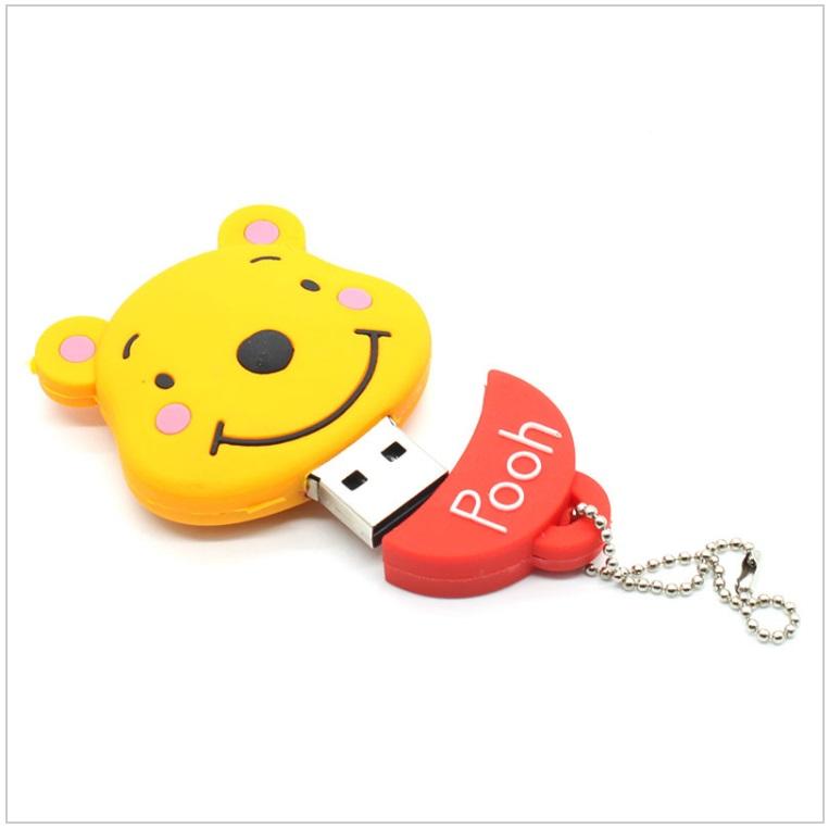 USB paměť - Medvídek Pú (8 GB)