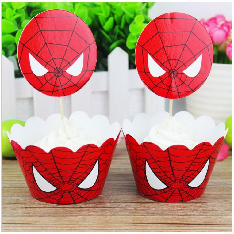 Párty kelímky - Spiderman