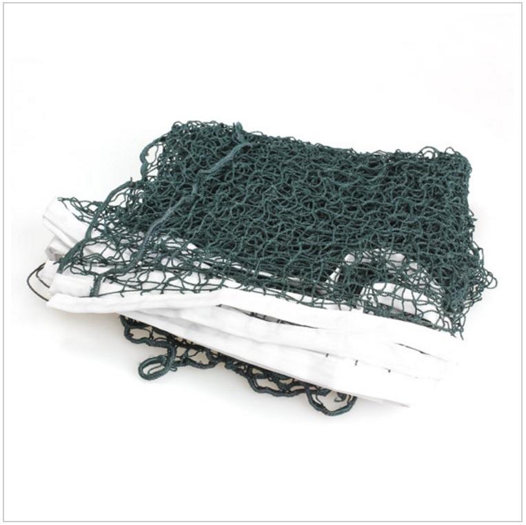 Badmintonová síť - zelená