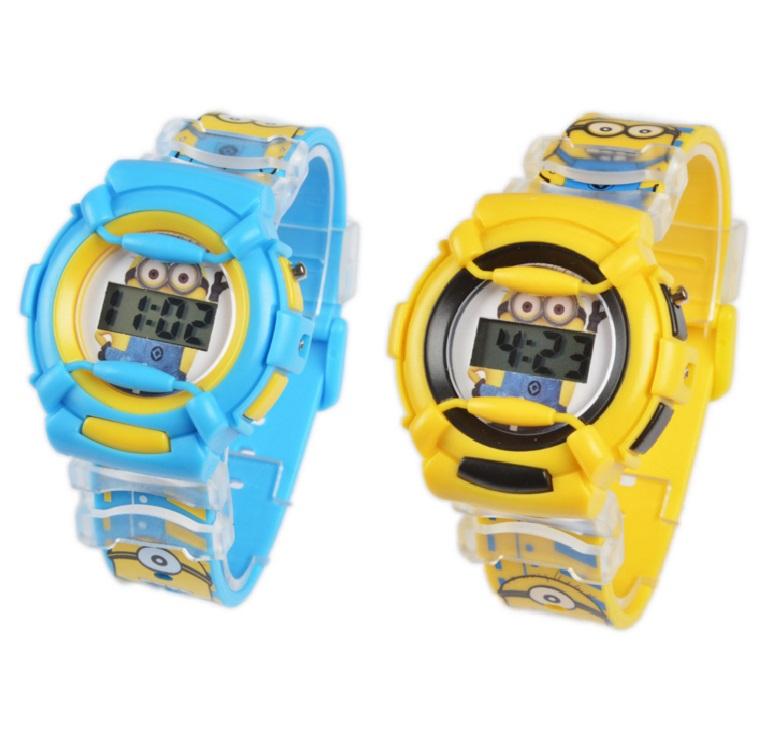 Dětské hodinky - Mimoni