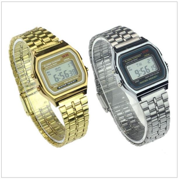 Unisex digitální hodinky