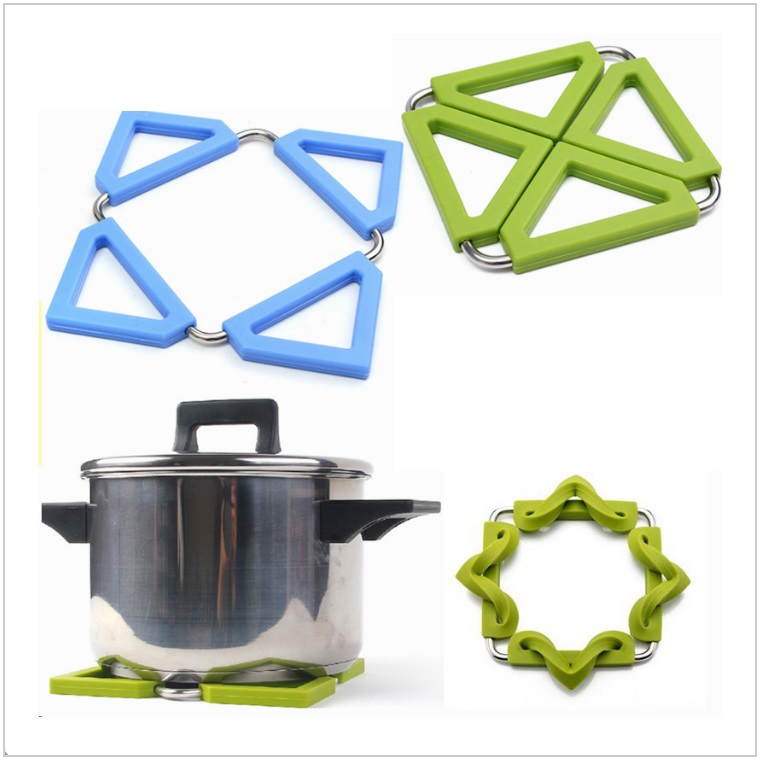 Silikonová kuchyňská podložka